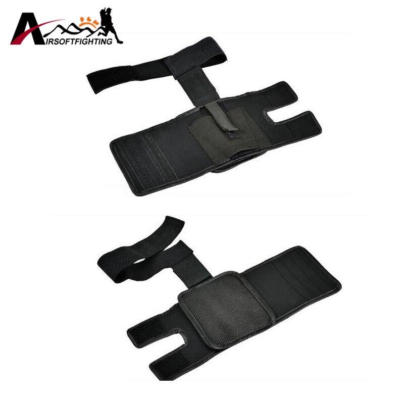 Adjustable Pistol Ankle Holster Concealed Ankle Carry Gun Holster ...