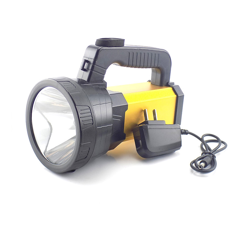 Portable T6 LED Flashlight Torch searchlight Rechargeable Battery Hand Flash lights lamp Lanterna For fishing camping + charger t6 cob protable searchlight rechargeable led flashlight lanterna with side led flash light hand torch flash lamp for camping