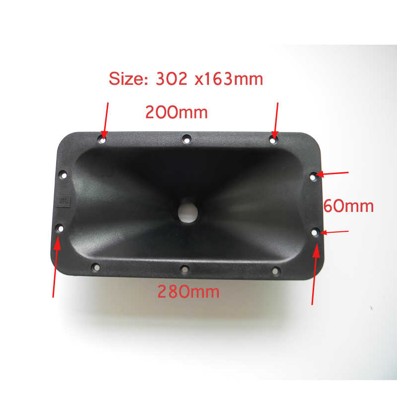 Top Quality Powerful 3000watts Peak Power Horn Speaker Driver car audio  Long Distance Sound Hifi System Drivers Tweeter