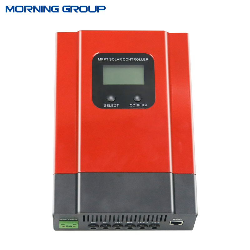 eSMART3 20A 40A 60A Smart MPPT Solar Controller Can With LCD RS485 WIFI Mobile APP DC 12V 24V 36V 48V Auto