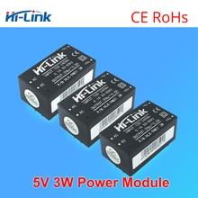 送料無料 5 個 HLK PM01 AC DC 220 に 5 ステップダウン電源モジュールインテリジェント家庭用スイッチング AC dc コンバータ