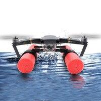 Mavic Pro Adaptador Kit Flutuador do trem de Pouso para DJI Pouso na Água para Mavic Pro RC Zangão DJI acessórios
