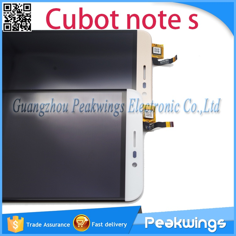 Peakwings cubot note s-1