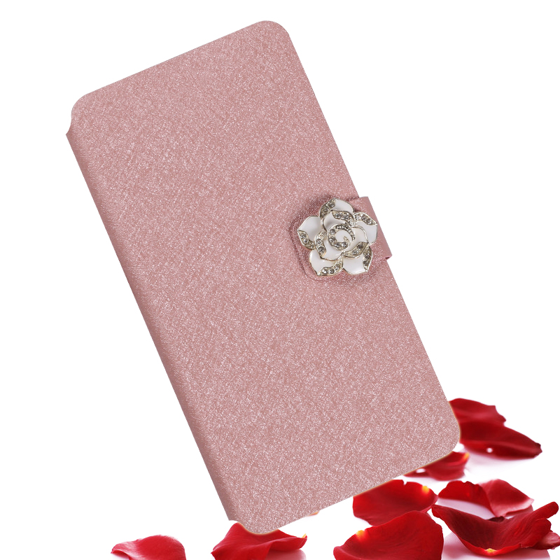 For Huawei <font><b>Honor</b></font> 4A Y6 4X <font><b>4C</b></font> 5A 5X Gr5 5C Luxury Silk Style <font><b>Wallet</b></font> Flip Cover <font><b>Cases</b></font> For <font><b>Honor</b></font> 6A 6X 6C Pro 6cpro Phone Bag <font><b>Case</b></font> image