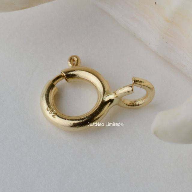 dating spring ring clasps The clasps and fastenings which secure the necklace around the wearer's neck have developed in time and often provide useful clues in dating spring-ring  clasp.