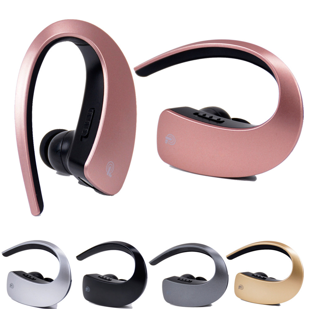 Factory Price Binmer High Quality Q2 Sport Stereo Touch Button Wireless Bluetooth 4.1 Headphone Earphone Drop Shipping Wholesale factory price bluetooth wireless handfree headset stereo headphone earphone sport universal jy26 drop shipping high quality