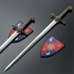 Brienne z Tarth przysięgi nie miał w tej sytuacji miecz