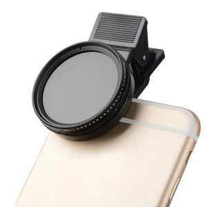 Image 5 - Zomei Adjustable 37mm Neutral Density Clip on ND2   ND400 Phone Camera Filter Lens for iPhone Huawei Samsung Android ios Mobile