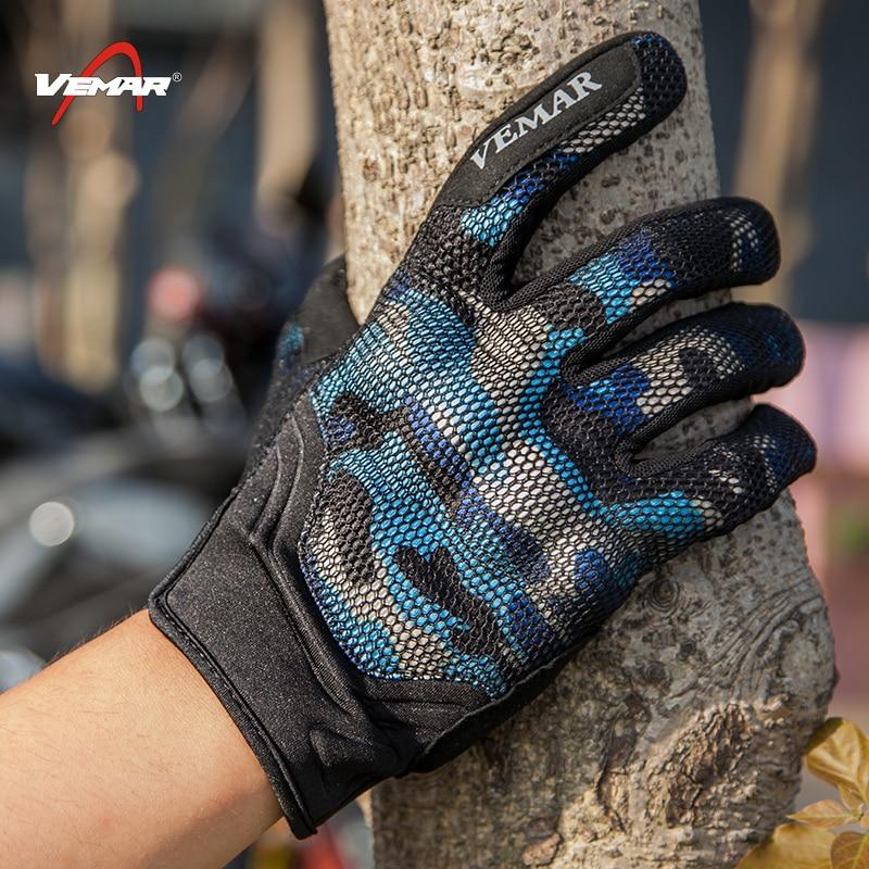 VEMAR Naujas modelis Motociklų pirštinės Motocross Racing breathable freeding