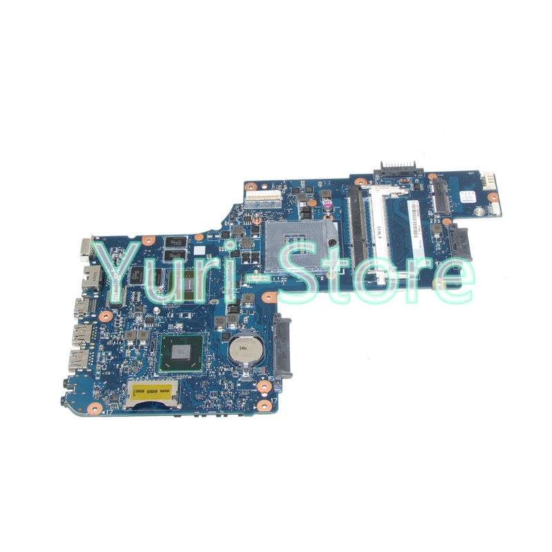 NOKOTION for Toshiba Satellite C50 C55 Laptop H000061980 Mainboard SLJE8 with video card works