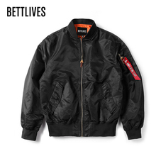 Bomber Jacket 2017 High Quality Army Green Tactical Military Flight Windbreaker Baseball Coats Jacket for Men Clothes YH001