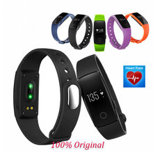 ID107 Bluetooth Sensible Bracelet sensible band Coronary heart Charge Monitor Wristband Health Tracker distant digital camera for Android iOS