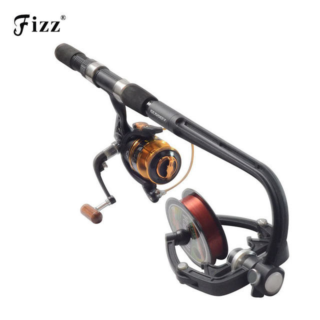 Upgraded Handheld Fishing Line Spooler Winding System for Spinning Fishing Reel Fishing Line Winder Tool