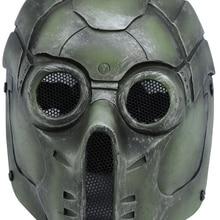 FMA маска из стальной сетки, Вечерние Маски, тактическая маска wargame gear, шлем
