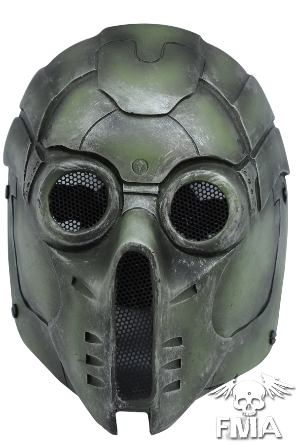 FMA steel mesh mask party mask tactical mask wargame gear helmet free shipping купить