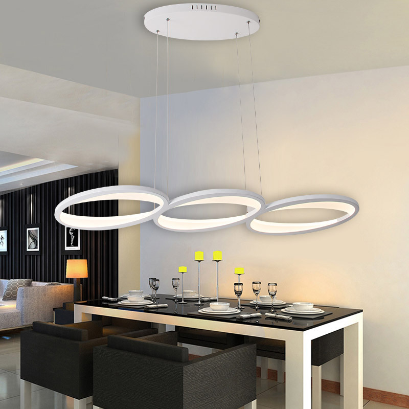 50W Original And Unitary Design Pendant Light Modern Kitchen Acrylic  Suspension Hanging Lamp Design For Dinning Room Home 54W In Pendant Lights  From Lights ...