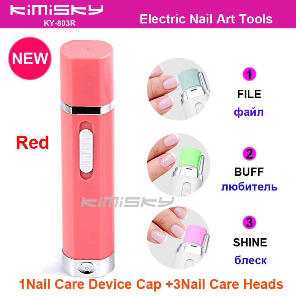 Aliexpress.com : Buy 2016 New Red Electric Nail Care Tool