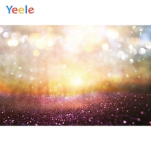 Yeele Wallpaper Colorful Bokeh Glitter Backdrops Photography Personalized Photographic Backgrounds For Photo Studio