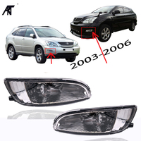 High quality OEM halogen fog lamp for lexus RX300 RX330 RX350 HARRIER 2003 2008, with light bulbs