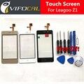 Leagoo Z1 Сенсорный Экран + Инструменты Подарочный Набор 100% Оригинал Дигитайзер Стеклянная Панель Замена Тяга Для Leagoo Z1 Сотовый Телефон