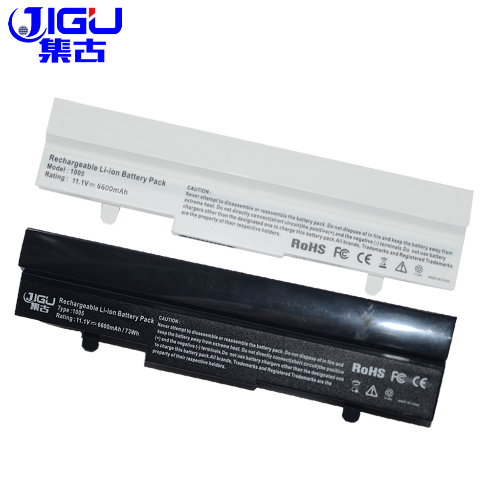 JIGU Battery For Asus Eee PC 1001HA 1001PX 1005 HA 1005H 1005P 1005PE 1101HA AL31-1005 AL32-1005 ML31-1005 appella 484 1005