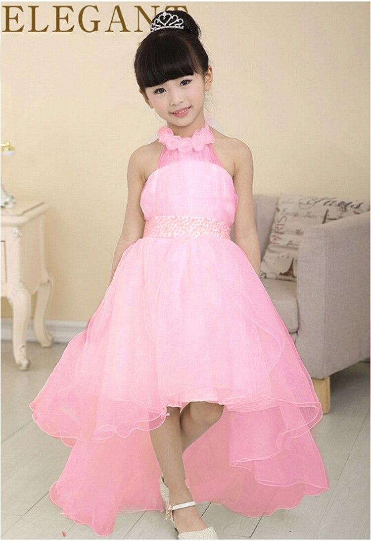 Los niños coreanos del vestido de boda de código detrás un gran ...
