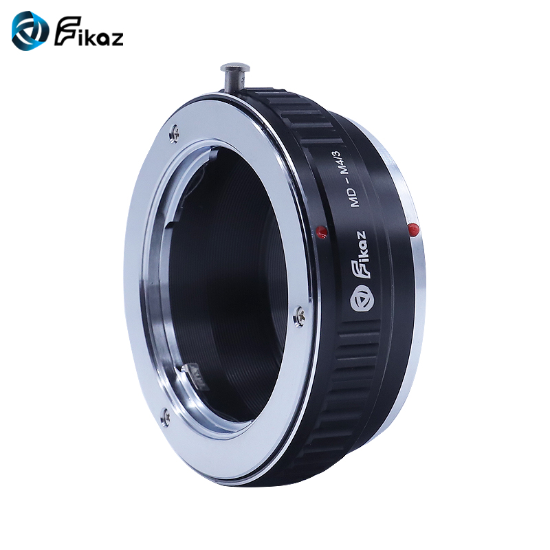 Adapter for Minolta MD//MC Lens to Fujifilm X-Pro1 Fuji X Mount 1 Lens Ring ED