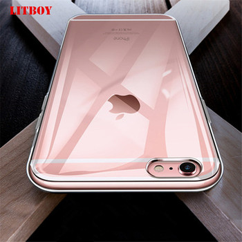 Phone Case For iPhone XS XR XS Max 8 7 6s Case Soft Transparent Silicone Clear Case Back Cover For iPhone 6 7 Plus 6s 5 5S Cases tanie i dobre opinie iPhone XS MAX iPhone SE iPhone 5 iPhone 8 Plus iPhone 7 Plus iPhone 6s Plus iPhone 5s iPhone 6 Plus iPhone 7 iPhone 6s iPhone XS iPhone X iPhone 8 iPhone 6 iPhone XR