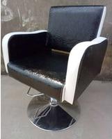 Sıcak kek gibi satmak berber koltuğu... Kuaför sandalyesi.