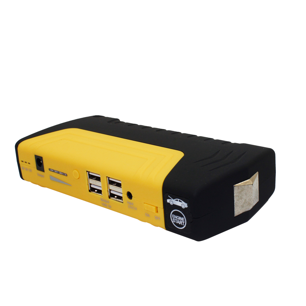 68800mAh Portable Multi-function Car Jump Starter High Power Emergency Battery Portable Car Charger Booster Auto Power Bank 12V
