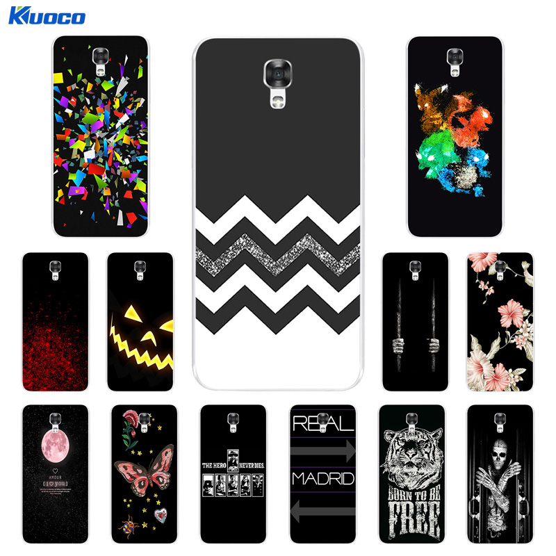 Fashion Soft TPU for LG X Screen / X View K500N K500DS Soft Silicone Character Printing Cover for LG X Screen Phone Cases