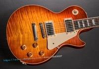 10S Custom Shop Custom Shop Standard Historic Mark Knopfler 1958 VOS Light Aged Sunburst Electric Guitar