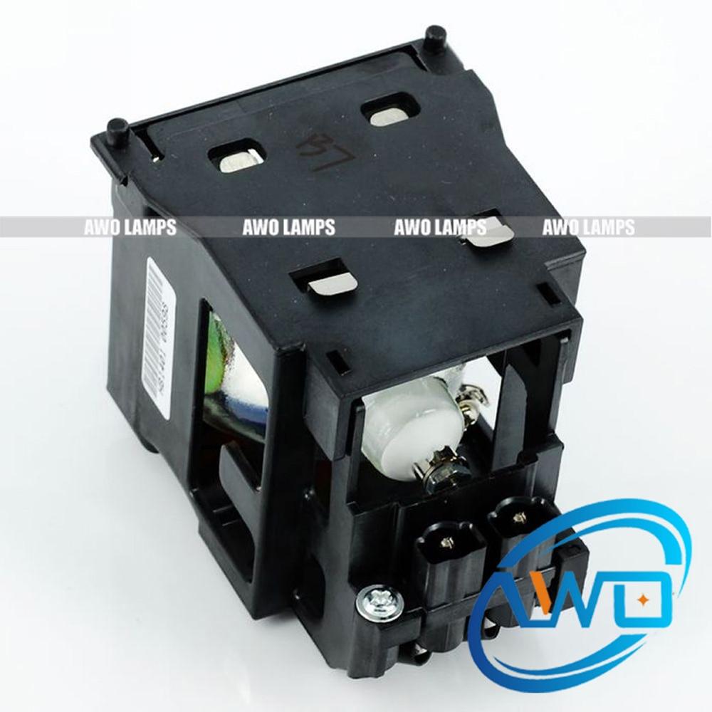 AWO ET-LAE500 Projector Lamp Compatible MOdule for PANASONIC PT-L500U/PT-AE500// PT-L500U/PT-AE500U