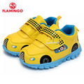 FLAMINGO Russian Famous Brand 2016 New Arrival Spring Kids Sport Shoes Fashion High Quality children sneakers 61-NK104/61-NK105