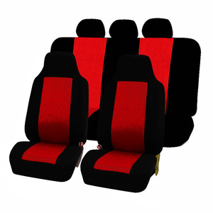 Image 4 - Car Seat Covers Full Automobiles Seats Covers Cheap Four Seasons Universal Car Interior Accessories Seat Protector For Car