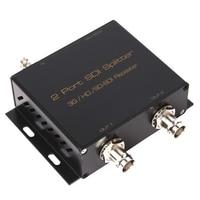 New High Quality Designed 3G SDI Splitter Support SD SDI HD SDI 3G SDI 1