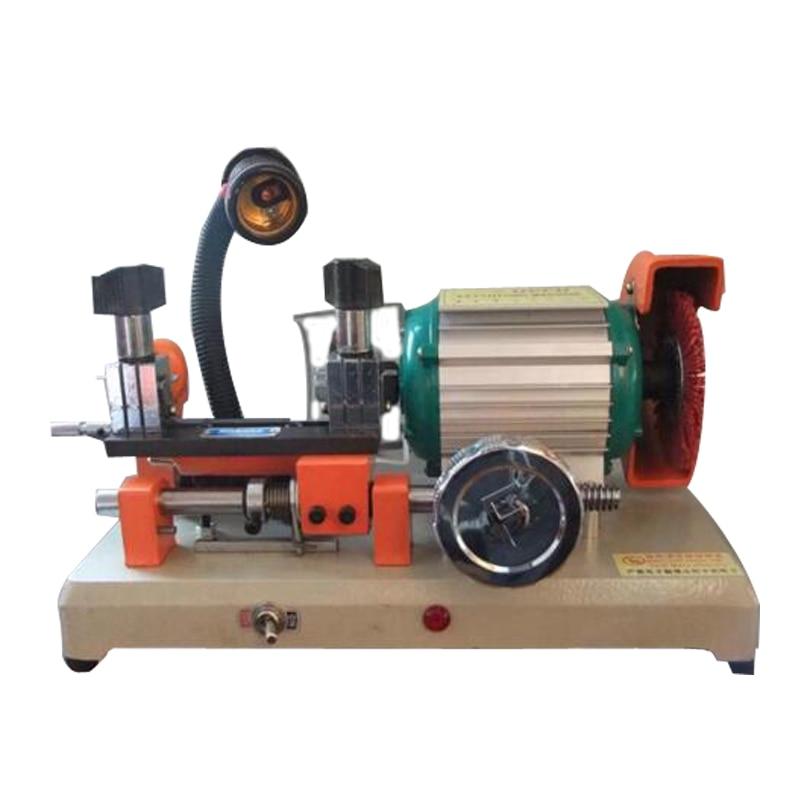 220V110V Best Key Cutting Machine Multi-function electric manually Double horizontal key copying machine RH-2AS locksmith tools