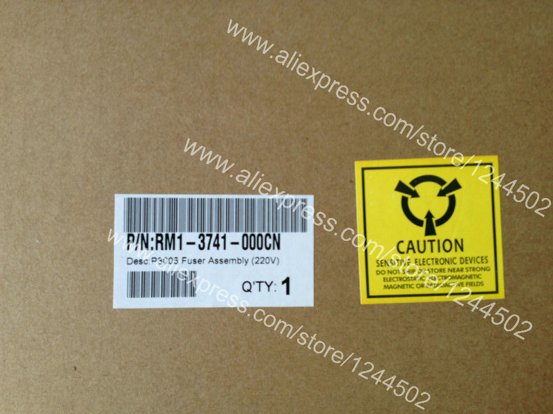 Compatible new fuser assembly Fuser unit for HP P3005 RM1-3471 compatible new hp3005 fuser assembly 220v rm1 3717 000cn for lj m3027 m3035 p3005 series 5851 3997
