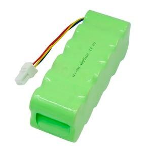 Image 4 - Lowest Price 14.4V 4000mAh NI MH Vacuum Cleaner Rechargeable battery 4.0 Ah For Samsung NaviBot SR8840 SR8845 SR8855 SR889