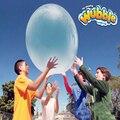 Gran bola de la Burbuja (sin bomba de carga Sin caja de Color) Gran globo de juguete para niños bola de la burbuja wubble