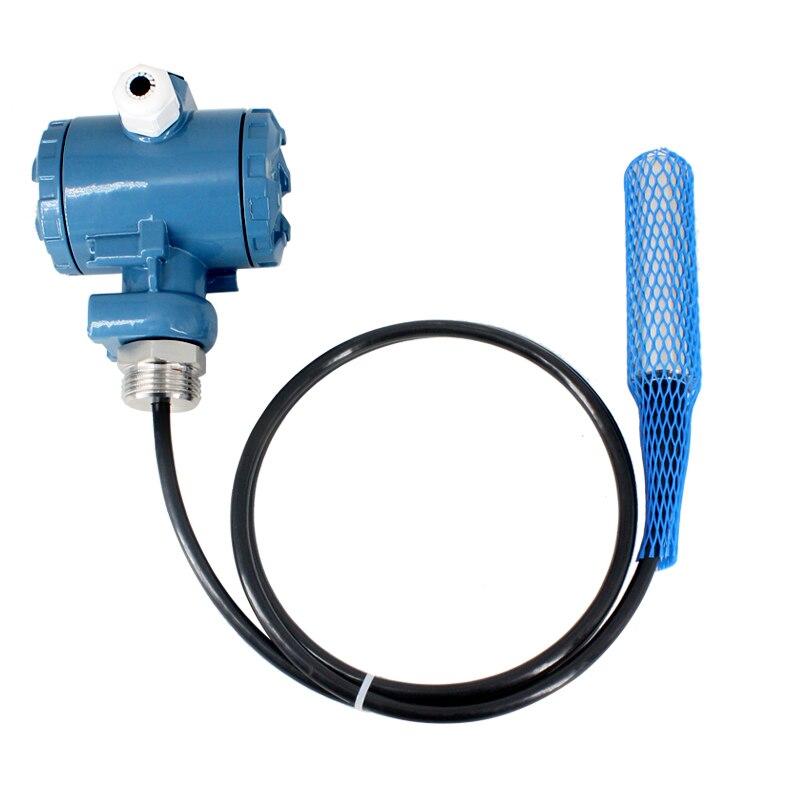 QDY60A Гидростатический Датчик уровня бака для жидкой воды Датчик уровня дизельного топливного бака 0 5 в датчик уровня масляных баков