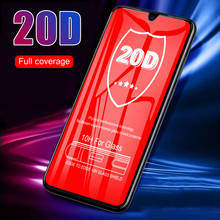 20D screen protection film suitable for xiaomi Redmi Note 7 Pro toughened glass 6A