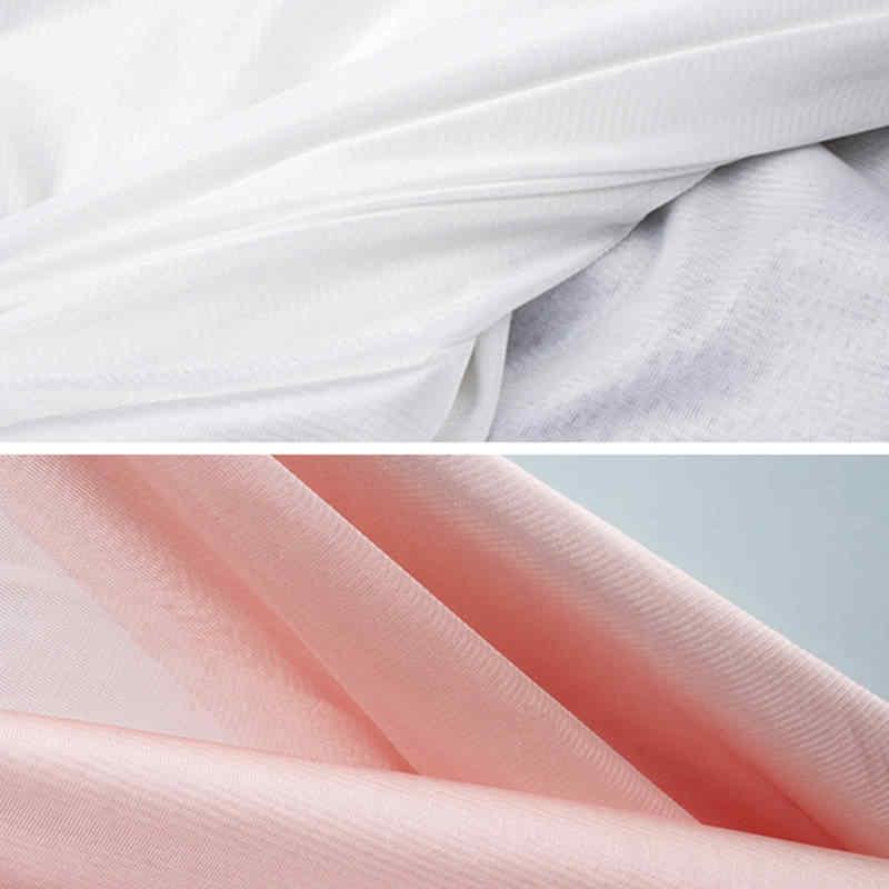 Трикотажная ткань, юбка, подкладка, высокое качество, мягкий шелковистый бюстгальтер, нижнее белье, подкладка, шторы, сделай сам, подушка, пэчворк, 1,7 м, ширина 1 м/1 шт