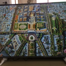 86 100 inches led tv television(free ship to Guangzhou China