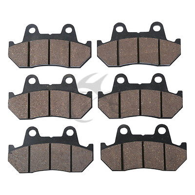 I Gold Wing 84-86 Rear Brake Pads Honda GL 1200 A