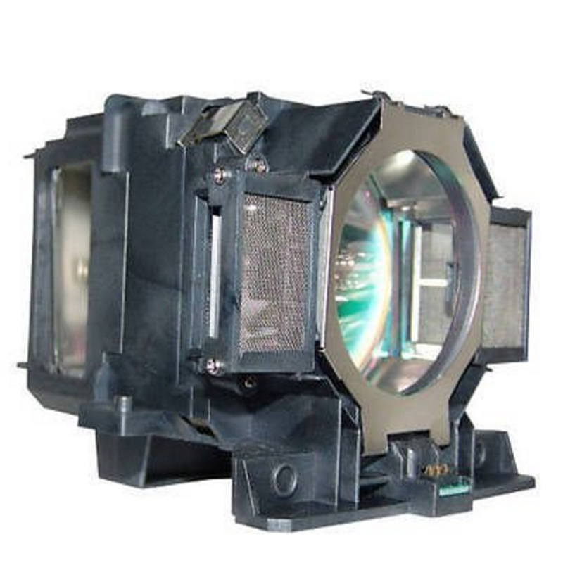 100% New Hot sales Compatible lamp with Housing Projector Model ELPLP51 Fit For EB-Z8000WU / EB-Z8050W Warranty 180 Days xim lisa lamps brand new 78 6969 9935 4 compatible replacemetn projector bare lamp with housing for 3m scp712 180 days warranty