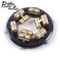 Motorcycle Aim Variable Pressure Easy Pull Clutch Plate For Harley Big Twin 1998 2017 VP026 95IV