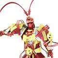 КОРОЛЬ ОБЕЗЬЯН Пазлы 3D Металл монтаж модель Китайский миф 2016 НОВЫЙ Творческий Настольные украшения подарок детский