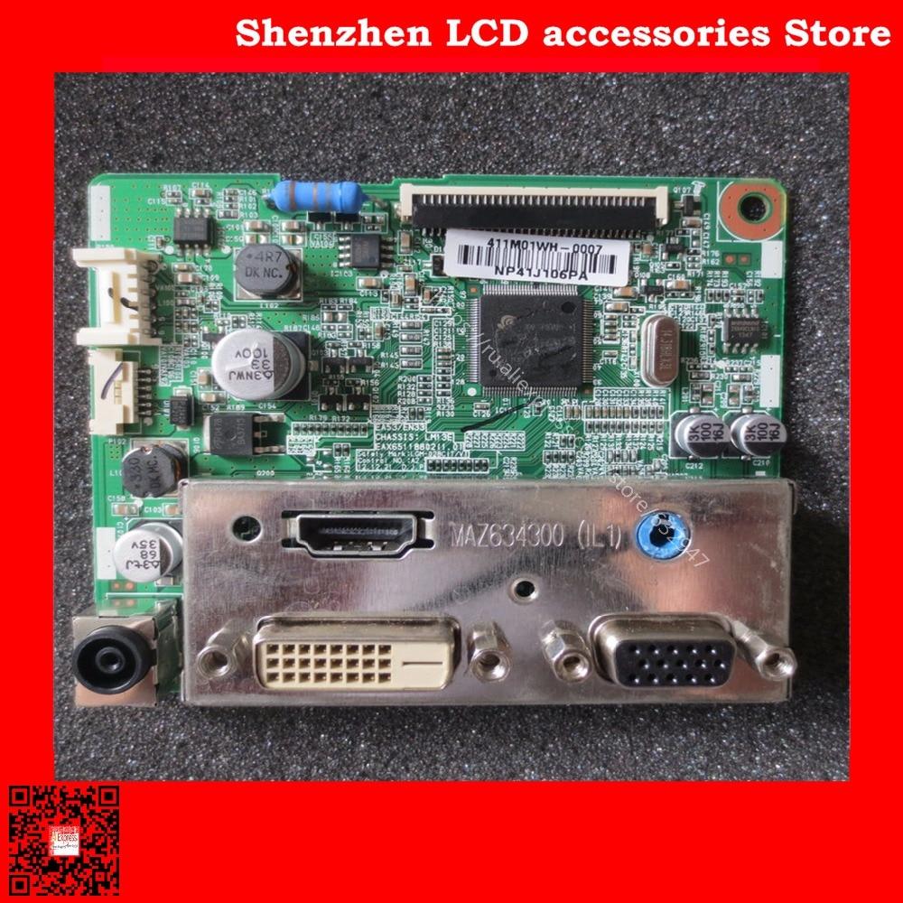 Pour LG IPS224T carte principale LG IPS224T-WN carte d'entraînement MAZ634300 EAX65118802