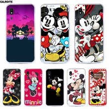CALROVTE Minne Mickey Case For Samsung Galaxy A2 Core 2019 Silicon Coque For Samsung Galaxy A 2 Core A2Core A260F Marble Cover(China)